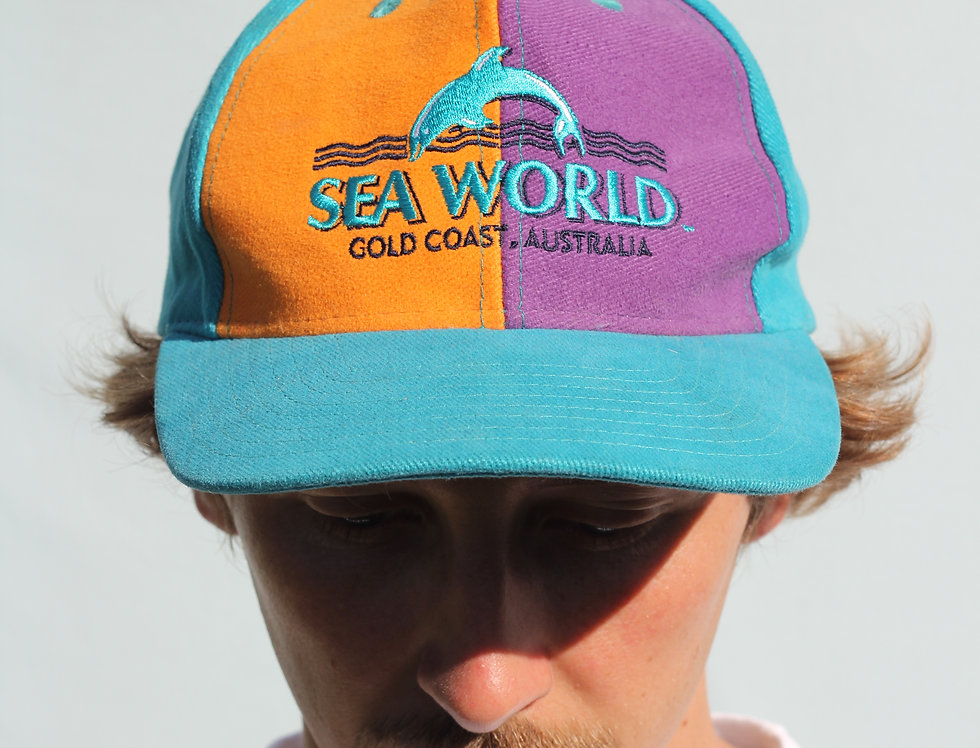 1994 Sea World Hat