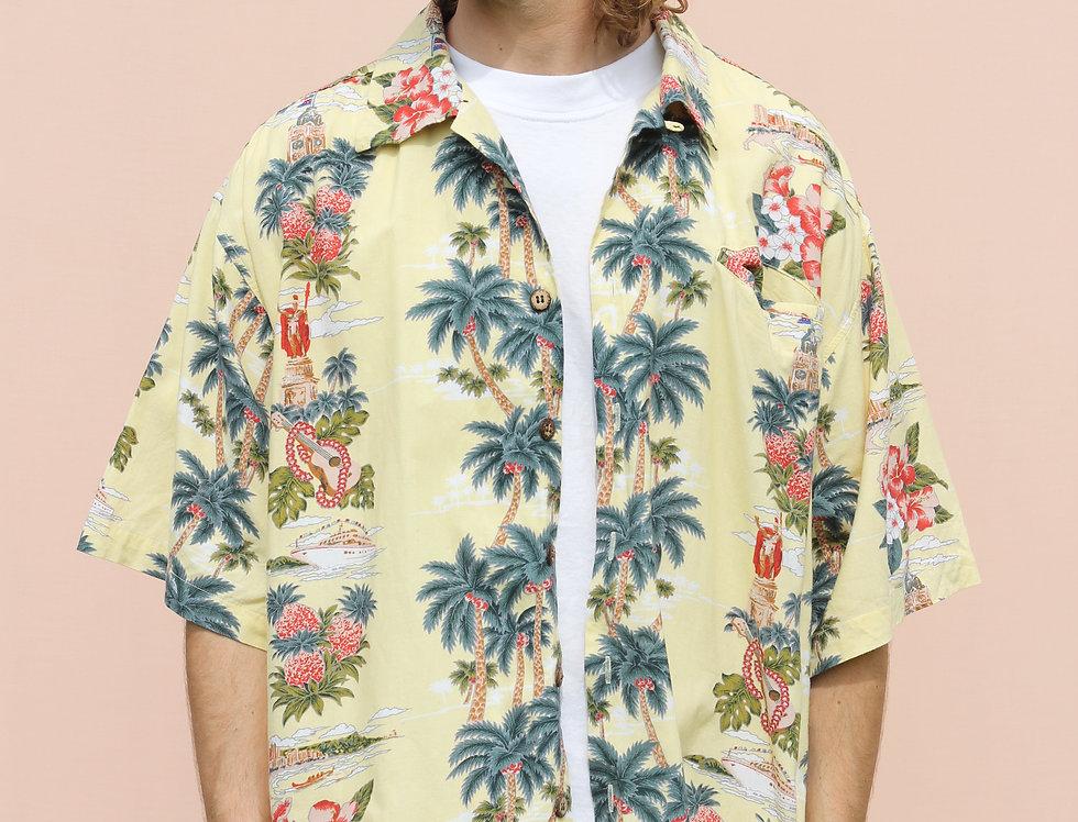 Yellow Paradise Shirt