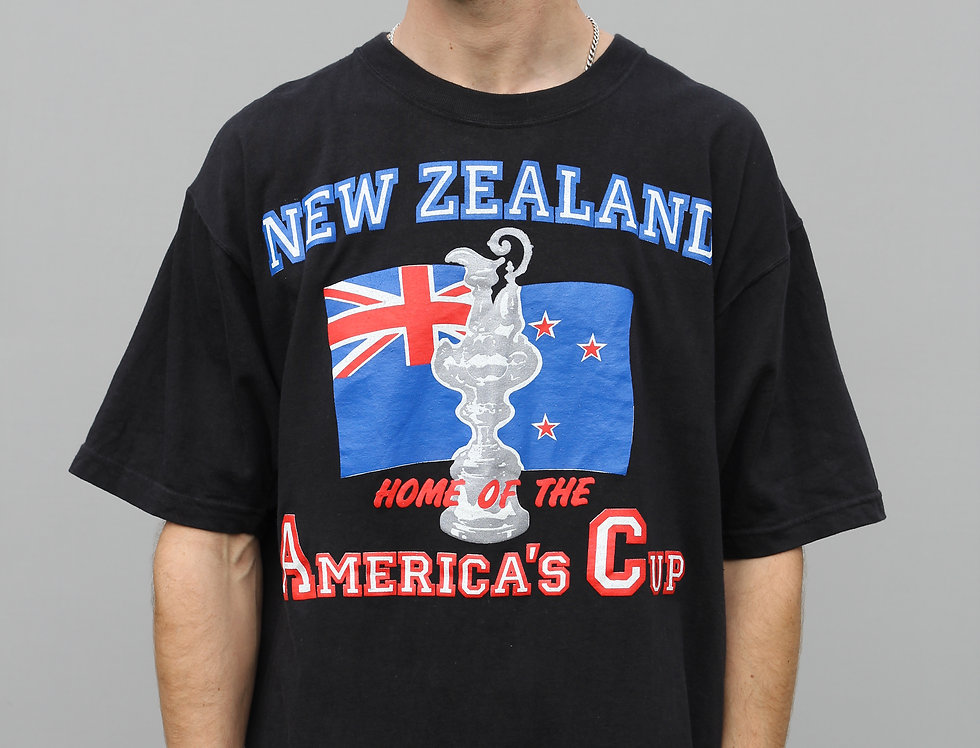 America's Cup NZ T