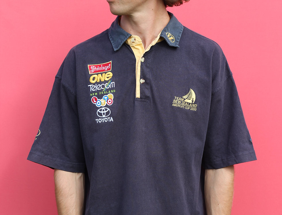 America's Cup 2000 Polo