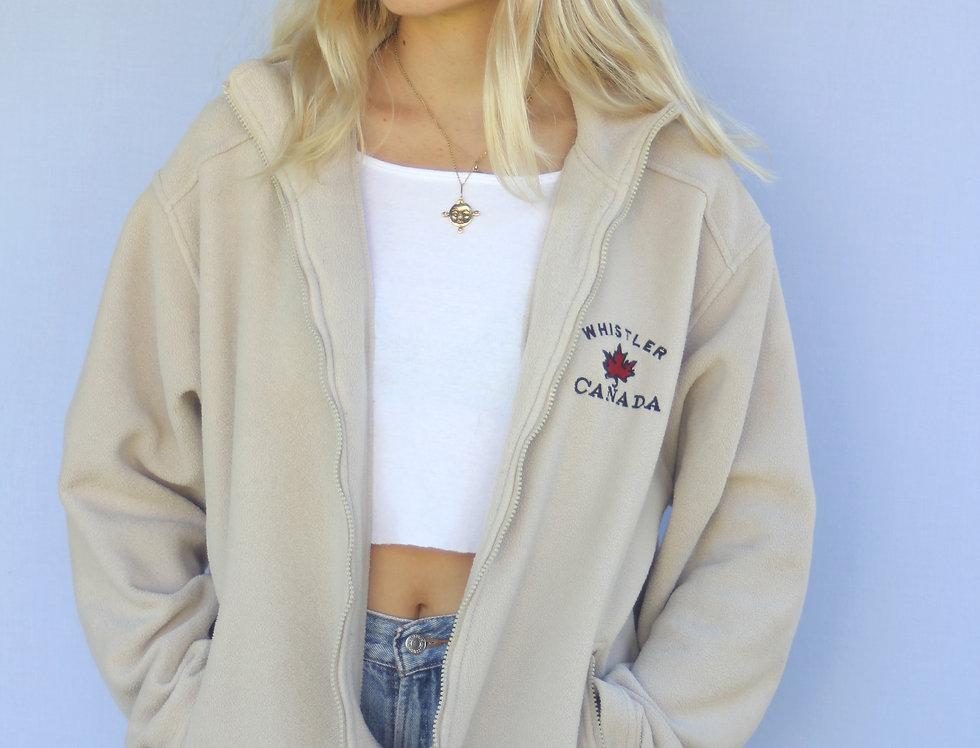 Canada Fleece
