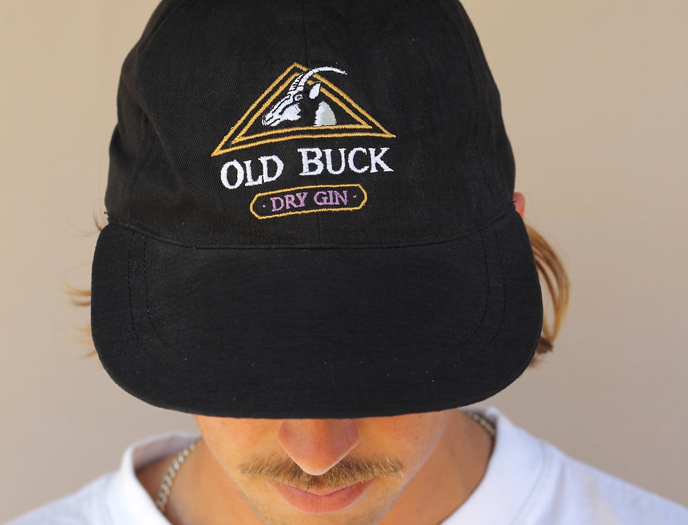 Old Buck Gin Hat