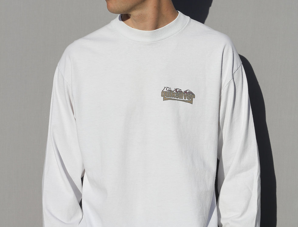 Vintage Quiksilver Long Sleeve