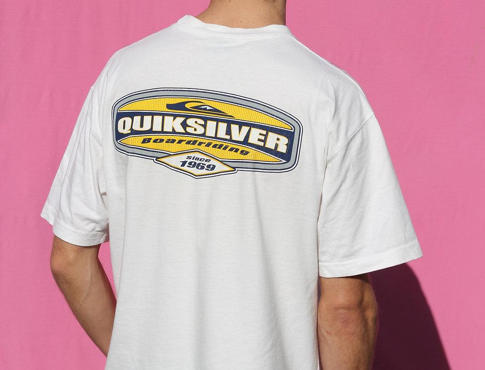 Authentic Vintage Quicksilver 69 Tshirt