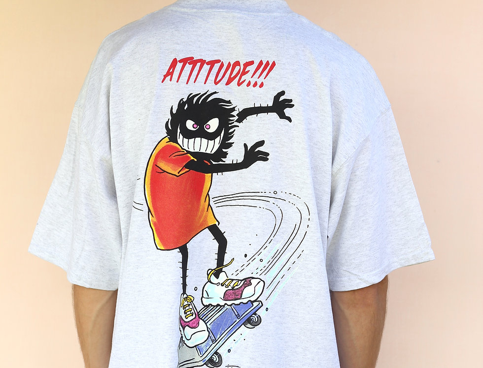 Attitude Skate T