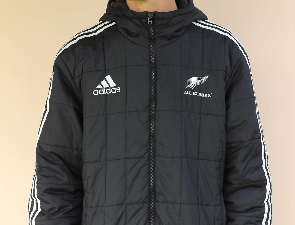 All Blacks/Adidas Jacket