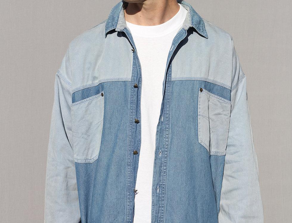 Rugged Wear Denim Shirt