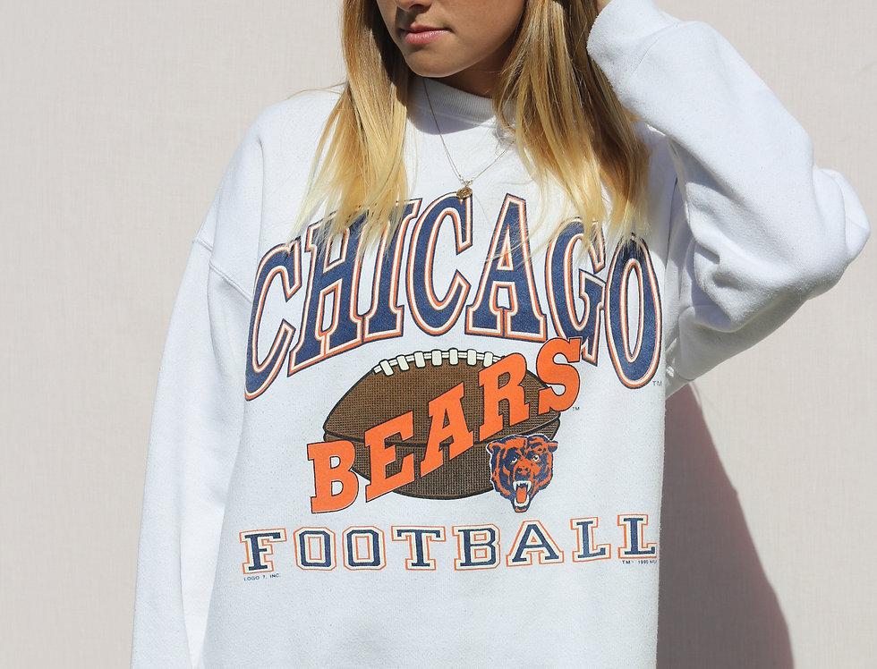 Chicago Bears 1990 Crewneck