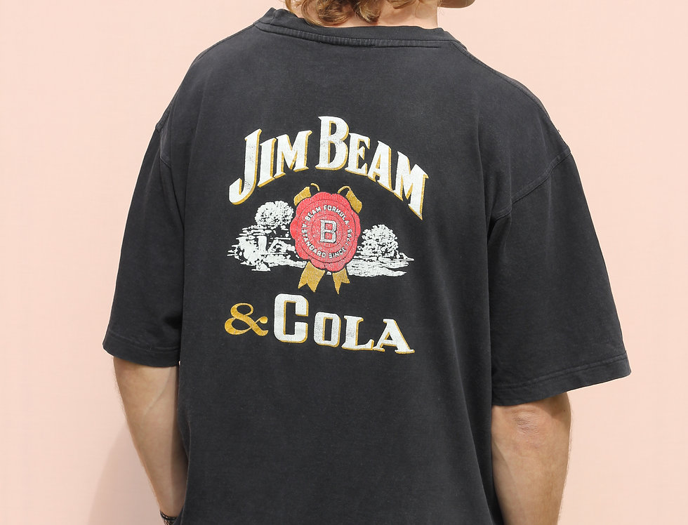 Vintage Jim Beam & Cola T