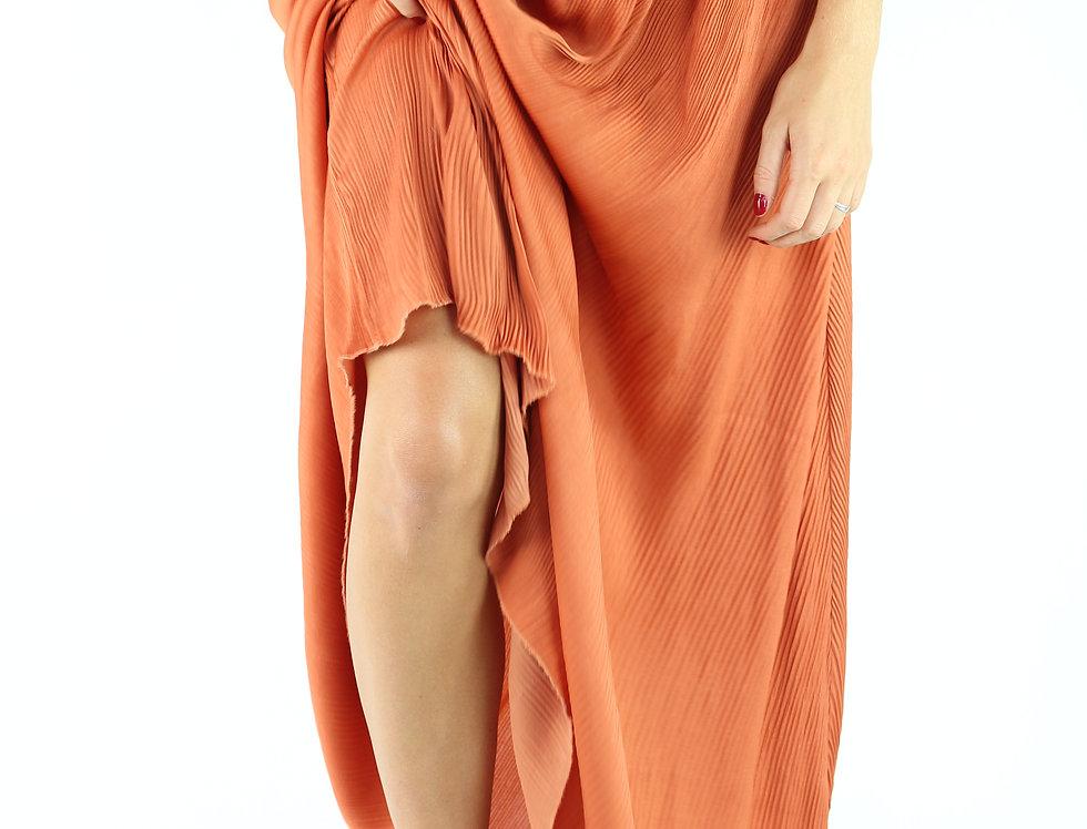 Burnt Orange Avery Skirt
