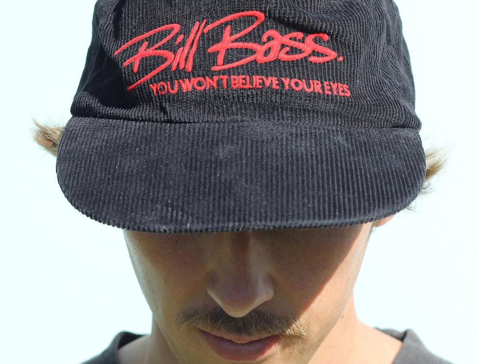 Bill Bass Corduroy Cap