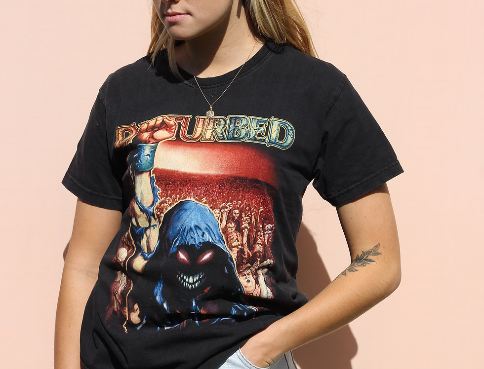 Disturbed Band T