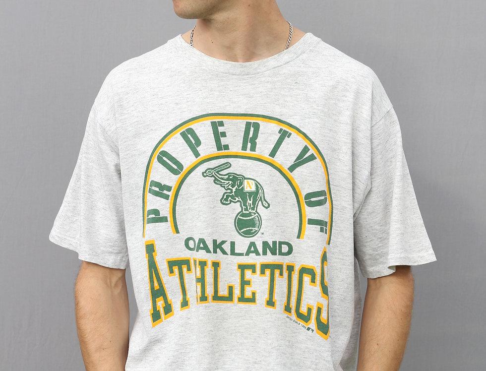 1989 Oakland Athletics MLB T