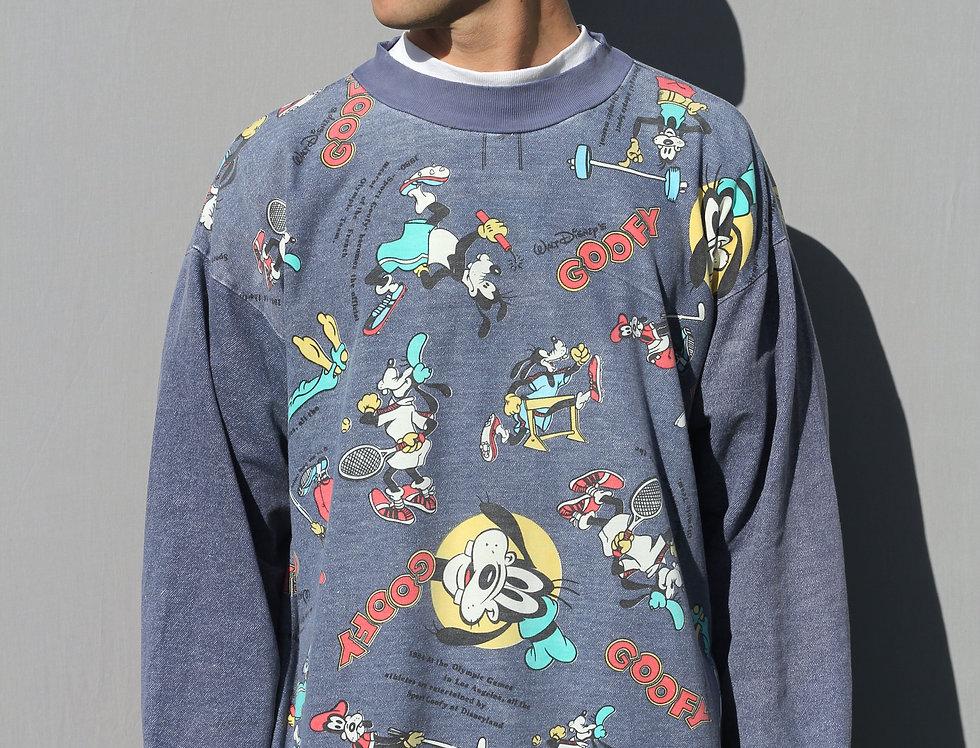 1980's Goofy Long Sleeve