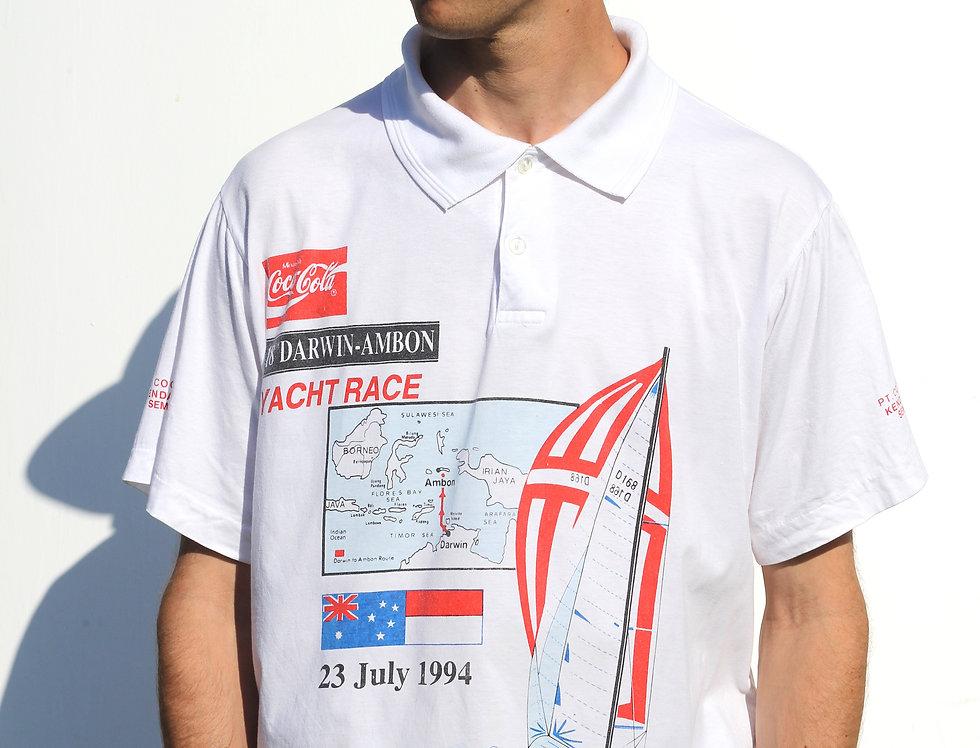 1994 Coca Cola Yacht Race Polo