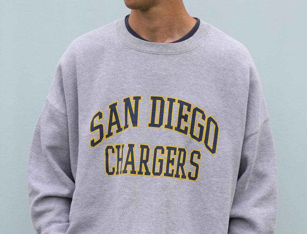 San Diego Chargers NFL Crewneck