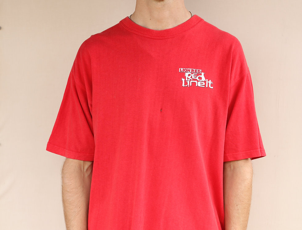 Lion Red T