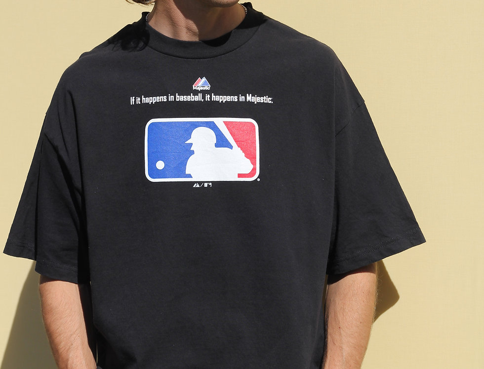 Majestic Baseball T