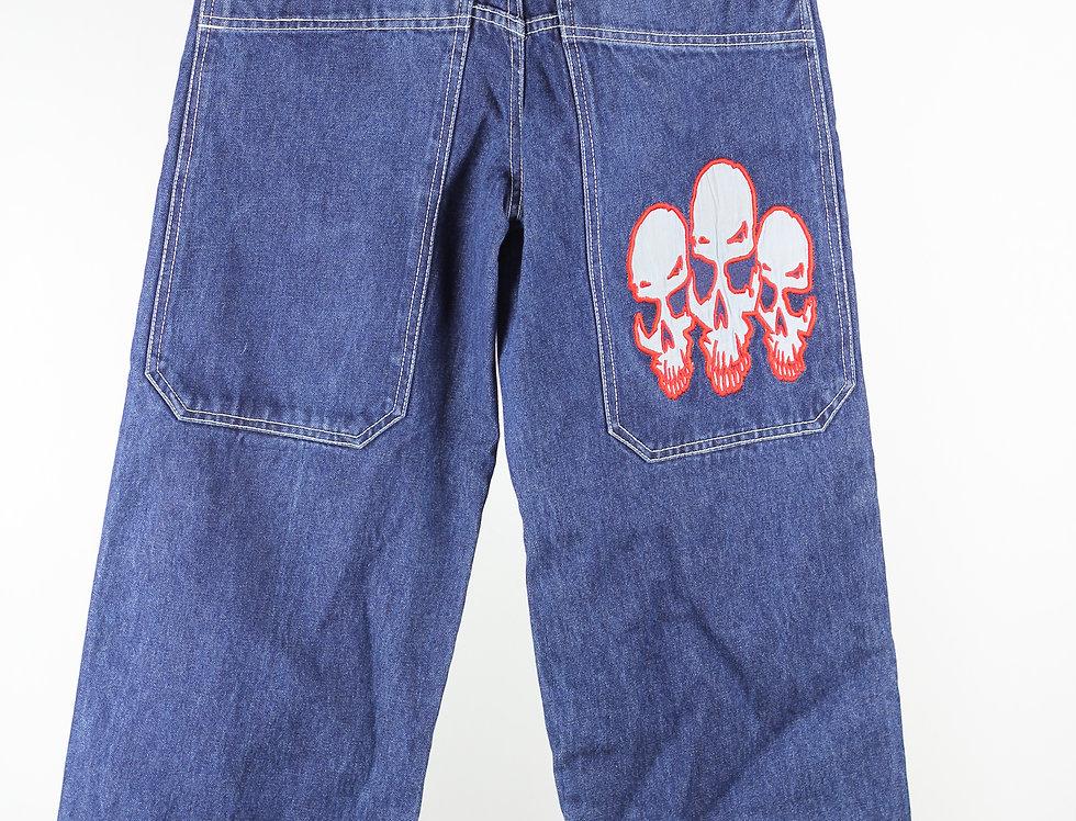 2000s Skull Jeans (kids)