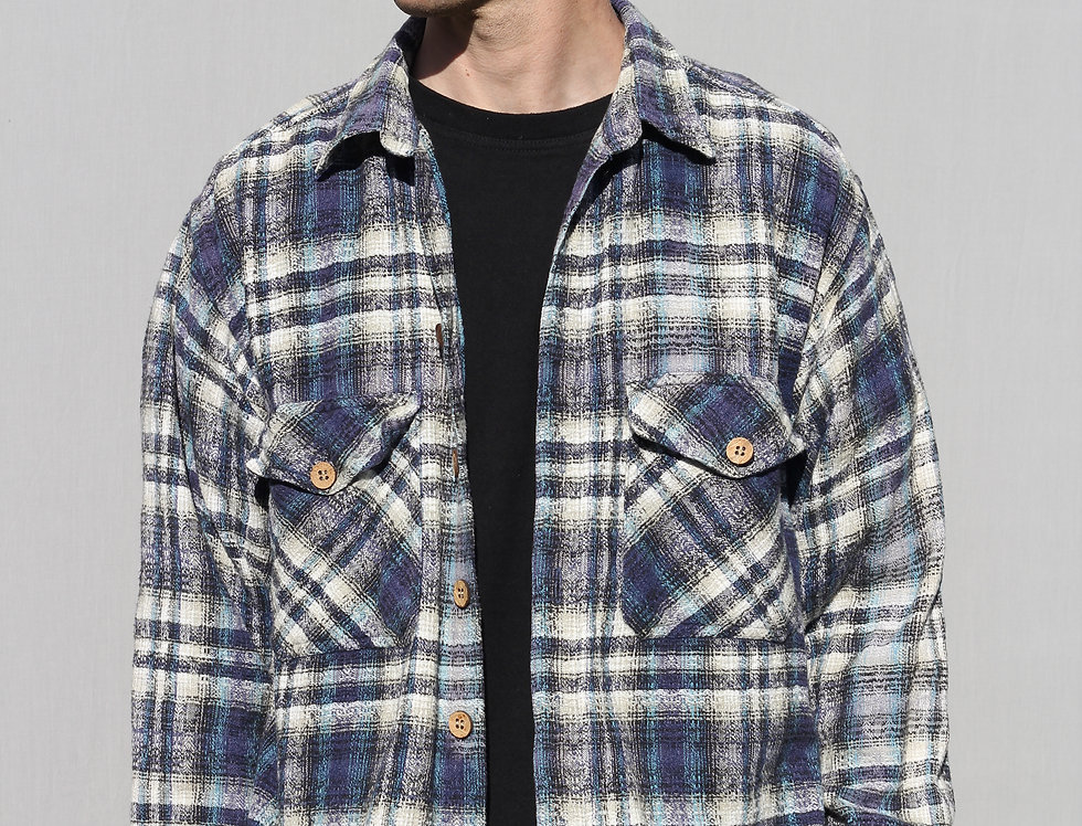 Thick Flannel Shirt