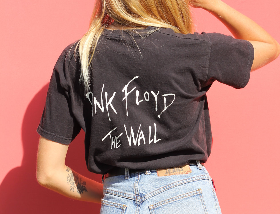 Pink Floyd The Wall T