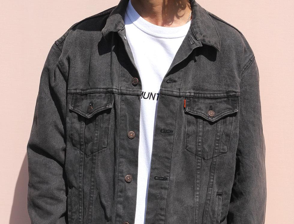 Black Levis Denim Jacket