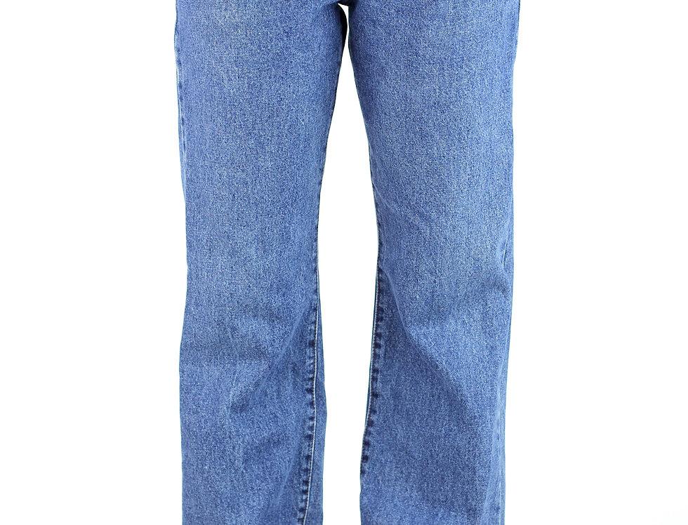 Blue Grass Wide Leg Jeans
