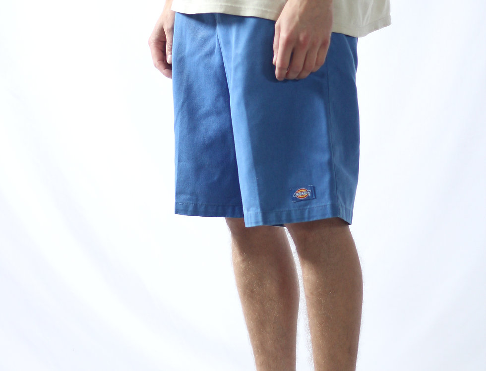 Blue Dickies Shorts