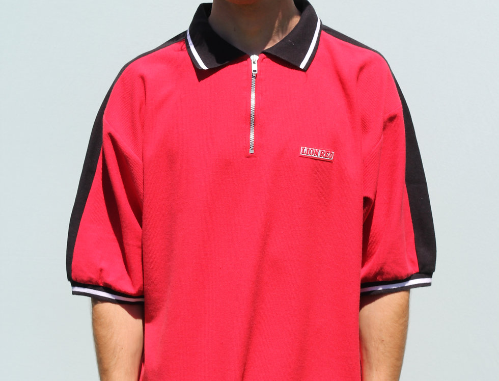 Lion Red Polo