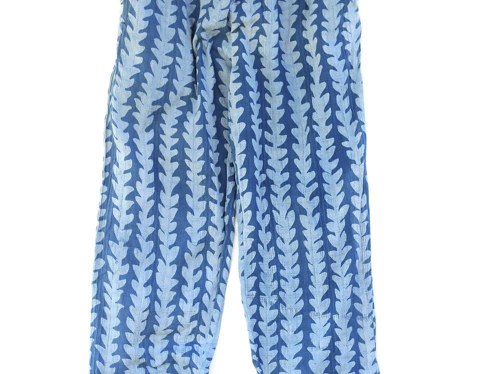 Blue Hippie Pants