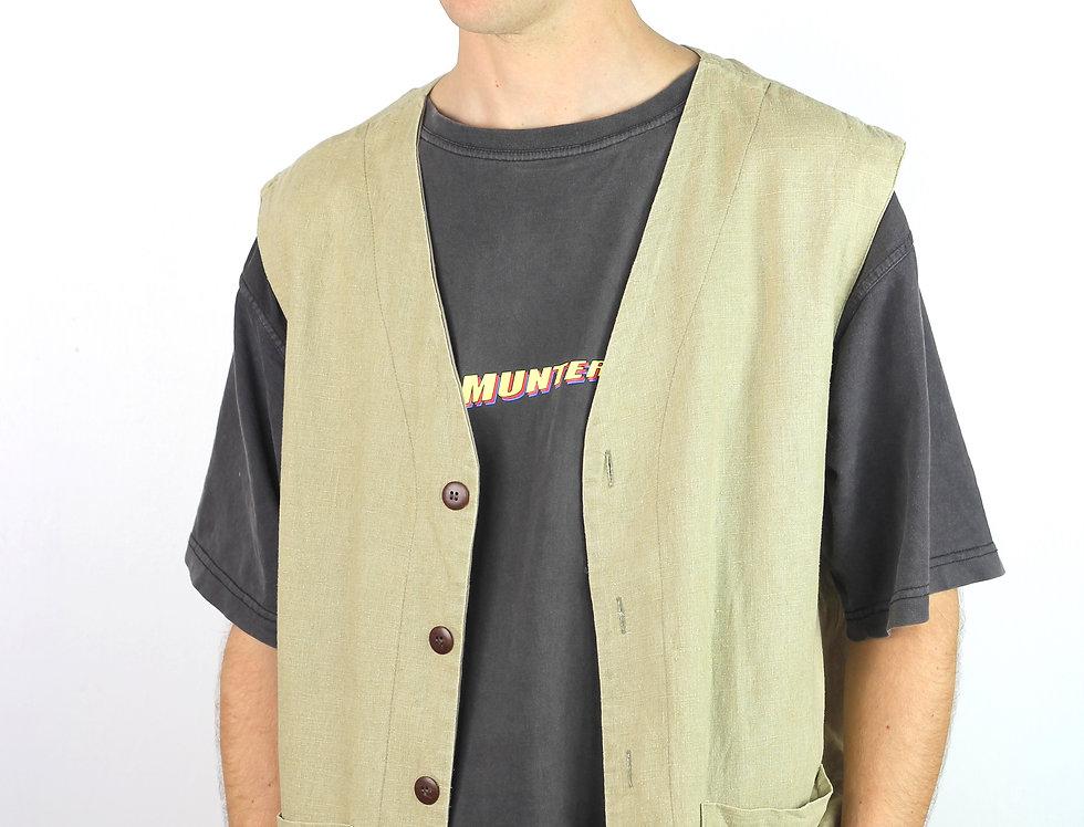 90's NZ Made Vest
