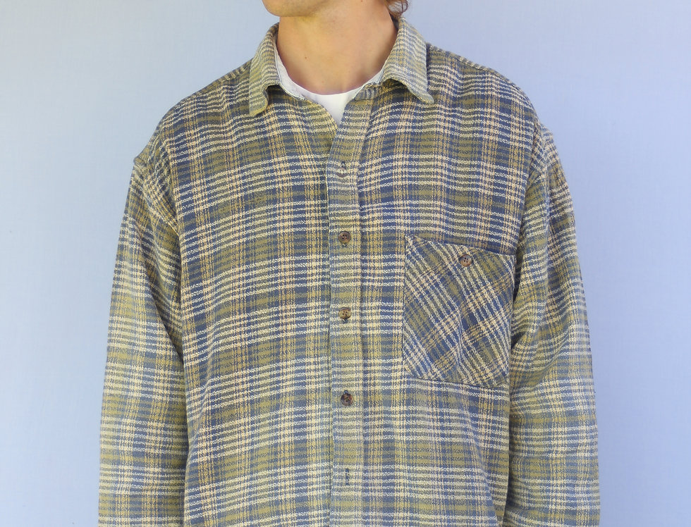 90's Flannel Shirt