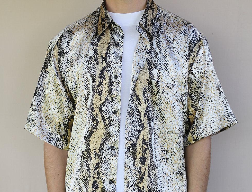 Silk Snake Shirt