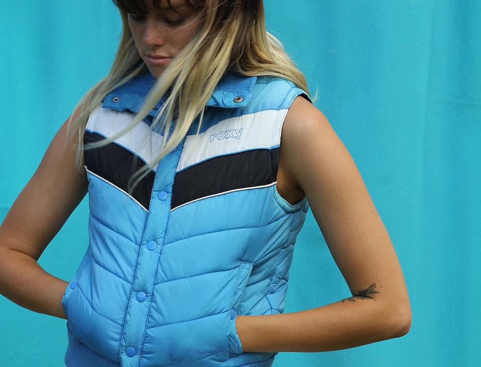 80s Roxy Vest