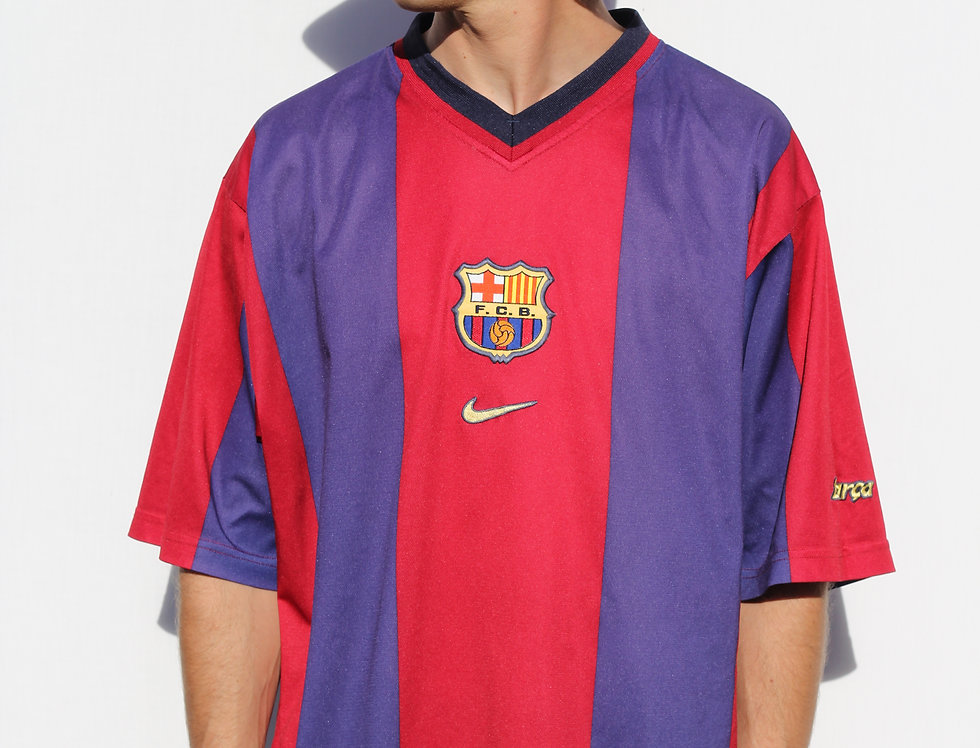 FCB Nike 1998-1999 Shirt