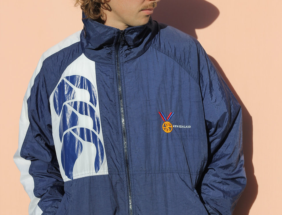 Vintage Canterbury NZ Jacket