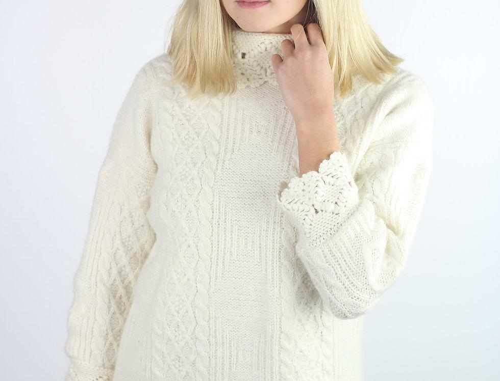 70's Wool Knit