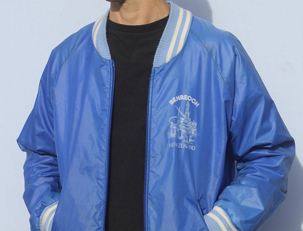 Benreoch Vintage Bomber Jacket