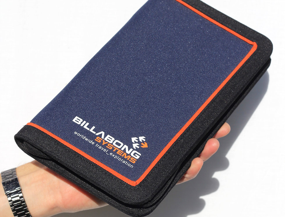 Billabong Travel Wallet