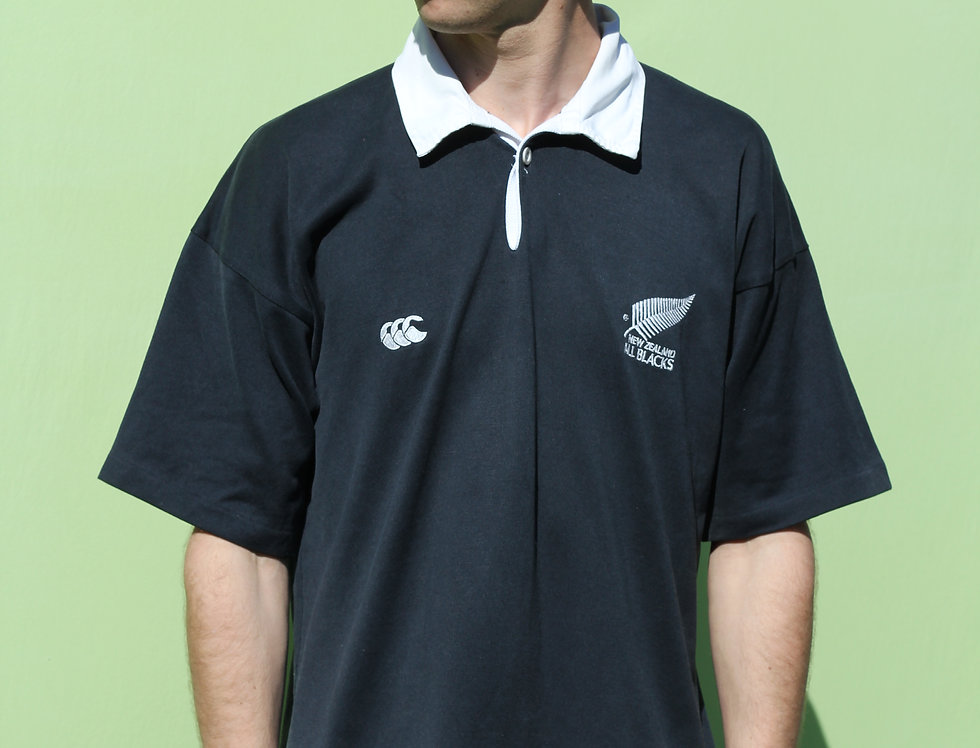 Canterbury/ All Blacks Vintage Jersey