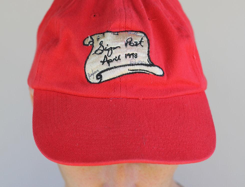1998 NZ Post Hat