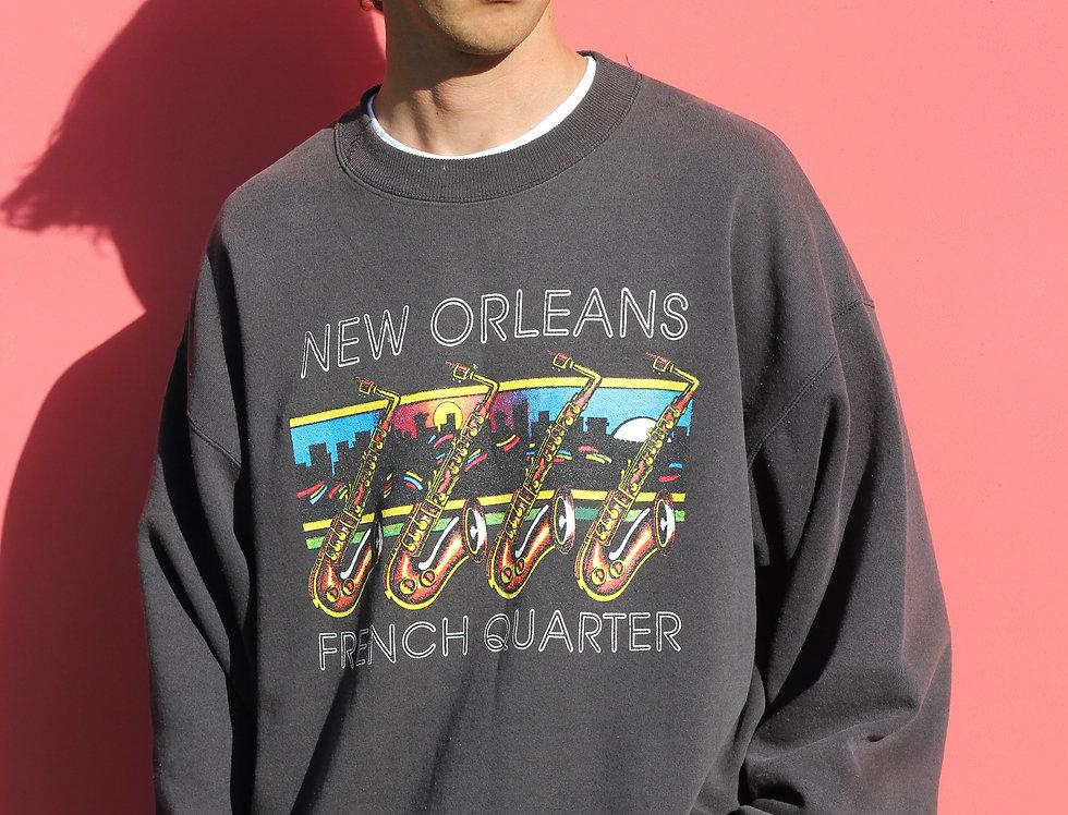 New Orleans Crewneck