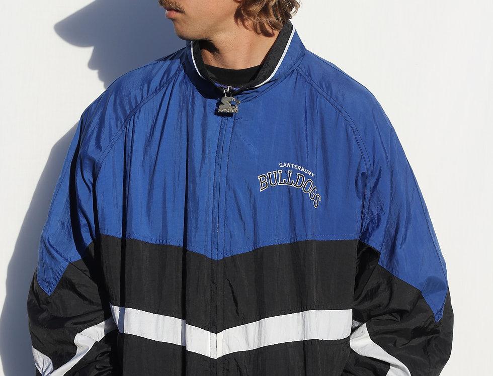 Vintage Starter Canterbury Bulldogs Jacket