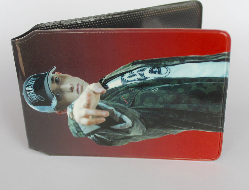 Eminem Card Holder