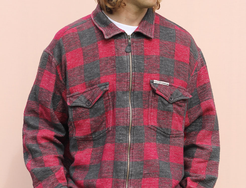 Mountain Canadian Flannel Jacket