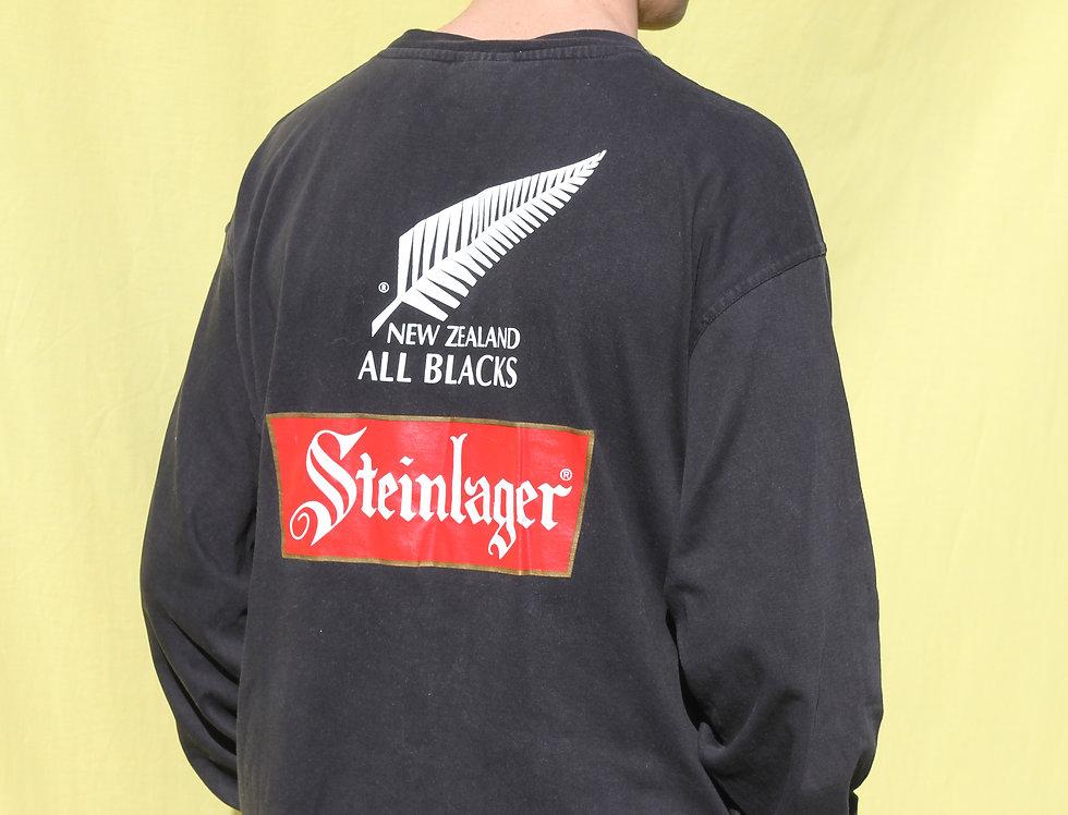 All Blacks/ Steinlager/ Canterbury Longsleeve