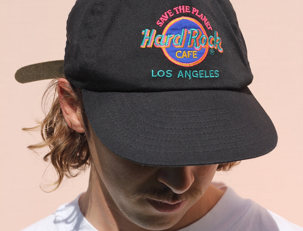 Hard Rock Los Angeles Save The Planet Hat