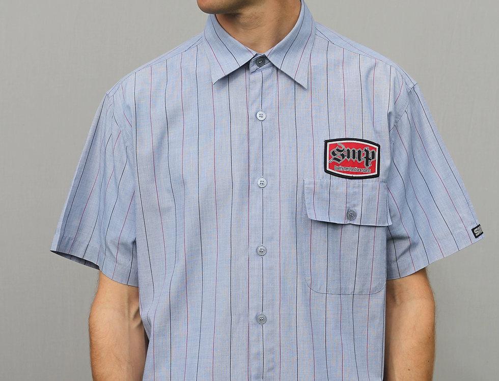 90s Smp Pinstripe Shirt