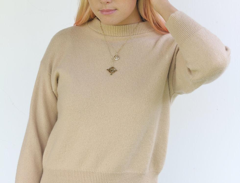 NZ Made 100% Wool Sweater