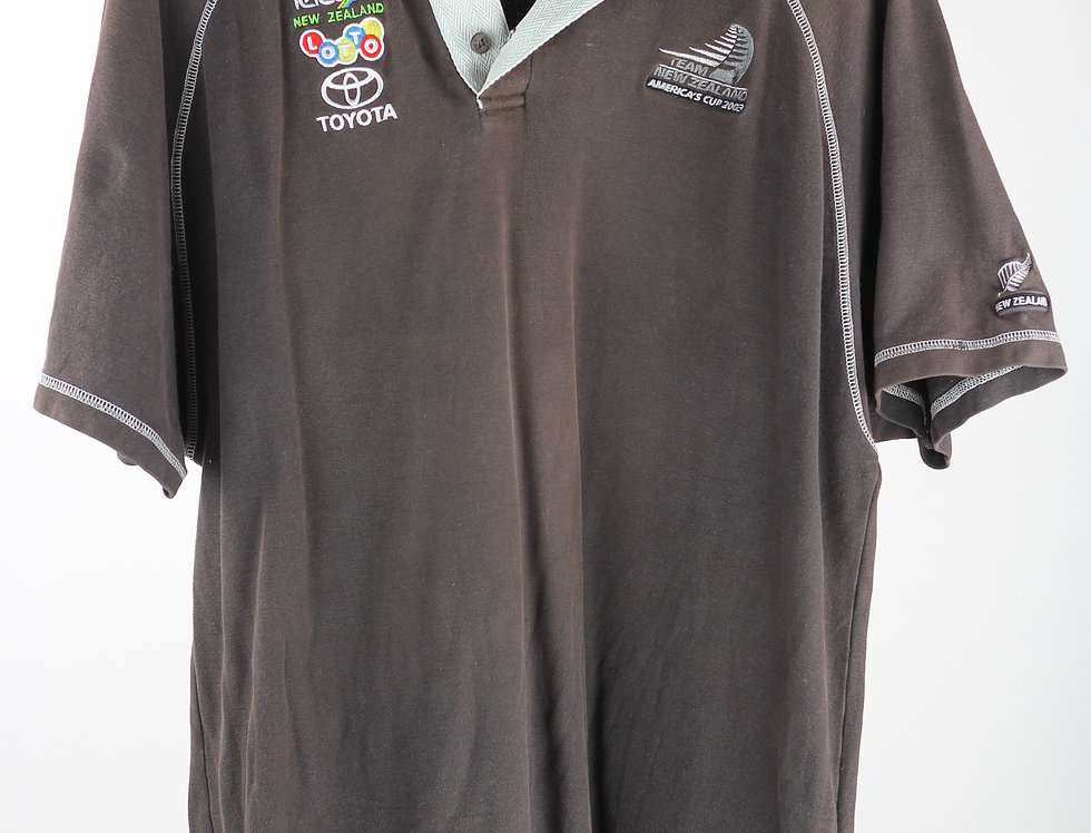 America's Cup 2003 Polo